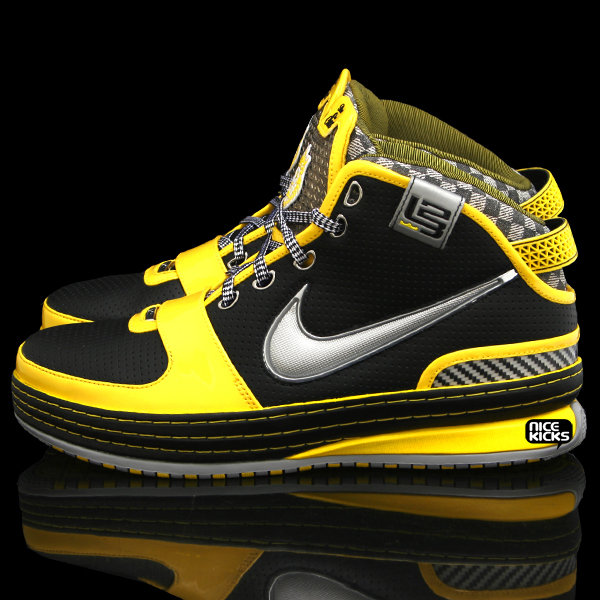 lebron james 6 shoes